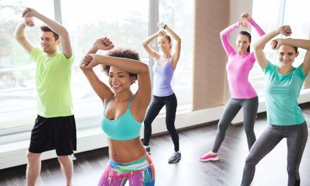 10 Zumba Dance Fitness Classes for One or Two People at Latin Moves & Fitness