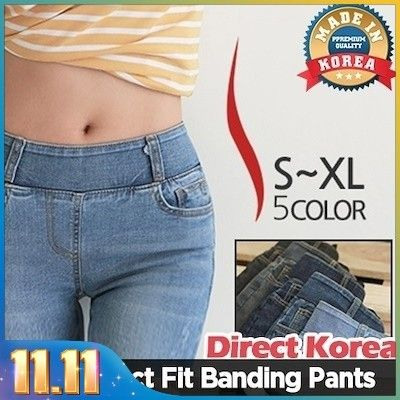 limited 100QtyOnly This Week Special PriceKOREA Perfect Fit Banding women Pants ver.9