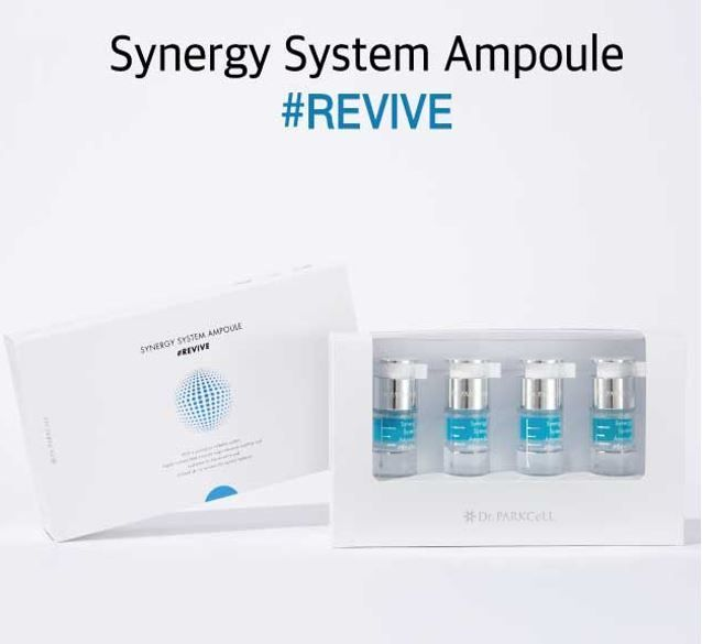 HIT ITEM IN KOREA DR. PARKCELL DETOX SYNERGY SYSTEM AMPOULE REVIVE Deals for only S$89.9 instead of S$290