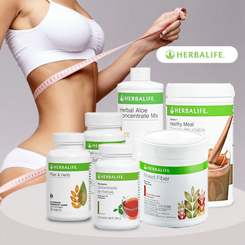 HERBALIFE MIXED FIBER | SHAKE | HERBAL TEA | CELL U LOSS | PROTEIN POWDER | FIBER N HERB ETC Deals for only S$12.07 instead of S$0