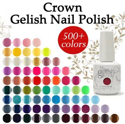 Colours Crown Gelish Gel Nail Polish!