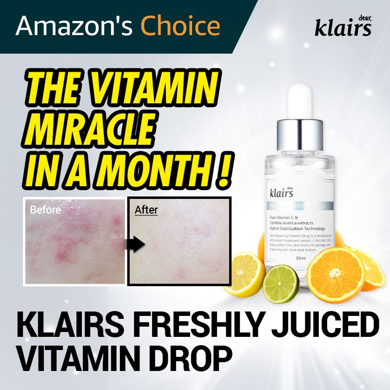 Mask[Klairs] Freshly Juiced Vitamin Drop