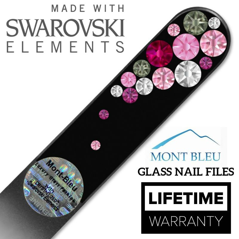 Christmas Early Bird GiveawaySWAROVSKI NAIL FILEExquisite as Christmas Gifts yet Functional Deals for only S$9.9 instead of S$30