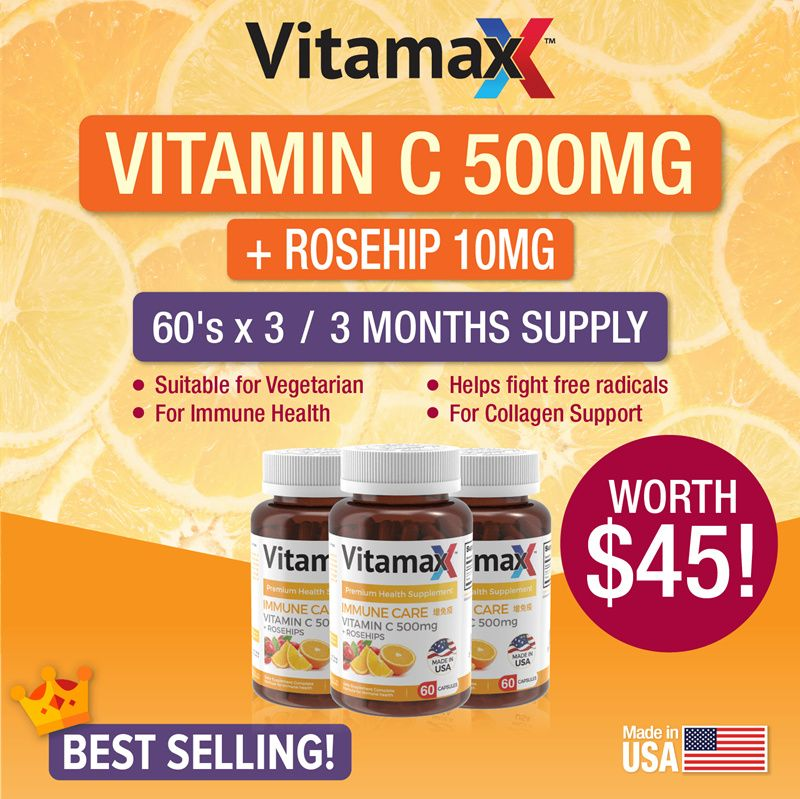 Immune Care Vitamin