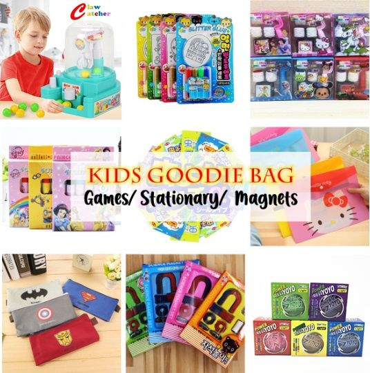 Kids Goodie Bag/ Color Pencil
