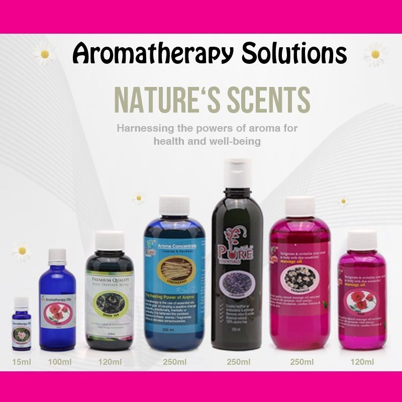PURE Essentials Aromatherapy Oils/Reed Refill/Aroma Essence/ Massage Oil/Concentrate/Solutions Deals for only S$9.5 instead of S$35