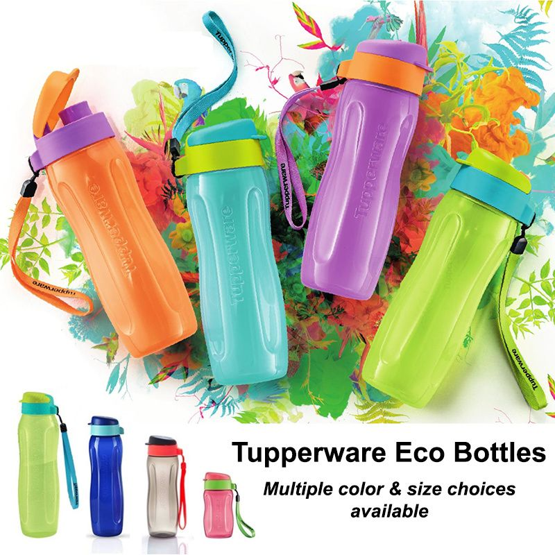 SG Seller Authentic Tupperware Water Bottle Deals for only S$4.9 instead of S$29.8