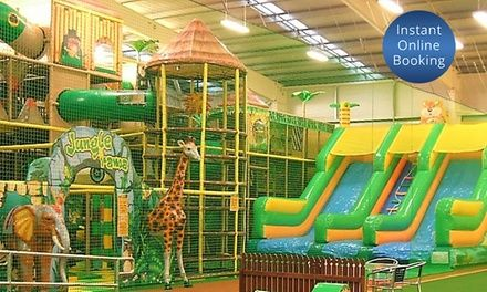 $185 for a Birthday Party Package for 12 Kids at Junglerama - Lower Hutt