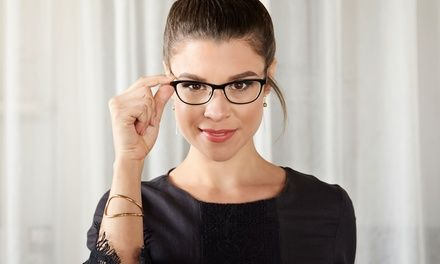 C$40.50 for C$140 Toward Frames and Prescription Lenses at Dr. Specs Optical