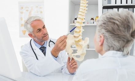 Osteopathy Consultation and Treatment, Spinal Scan and Deep Tissue Massage at Dublin City Osteopath Deals for only €29 instead of €140