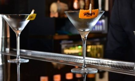 Up to AED 1,000 Toward Food and Drinks at Ray's Bar at 5* Conrad Abu Dhabi Etihad Towers