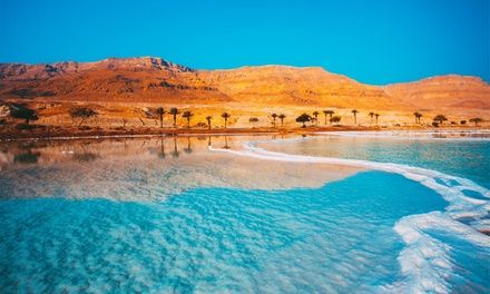 Jordan: 3 or 4 Nights with Accommodation, Tours, Transfers, Breakfast and Option for Flights*