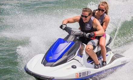 Up to 60-Minute Jet Ski Tour at Seabreacher Water Sports Training Services Deals for only AED 175 instead of AED 350