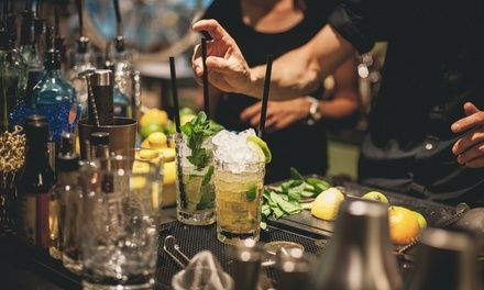 Up to AED 450 Toward Food and Drink or Party Package for Up to 12 at Jazz N Fizz, Sofitel Abu Dhabi