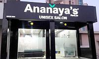 Salon Services at Ananaya's Beauty Salon For Rs.99