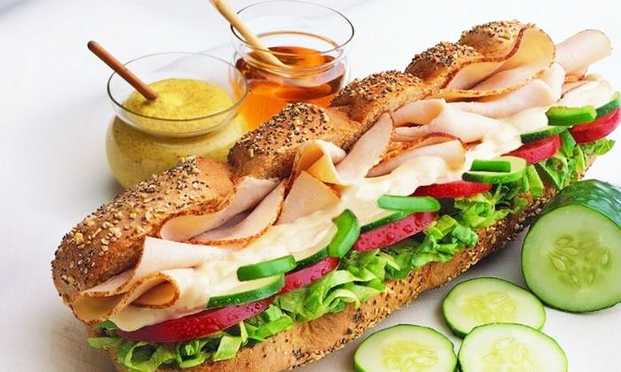 Buy 1 Sub and Medium drink to Get 1 Sub FREE Deals for only Rs.9 instead of Rs.9