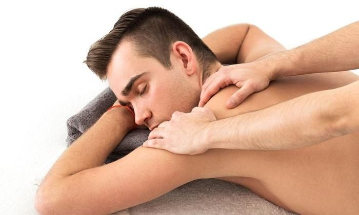 Full Body Massages for Men at Hello Kitty Thai Spa Deals for only Rs.799 instead of Rs.799