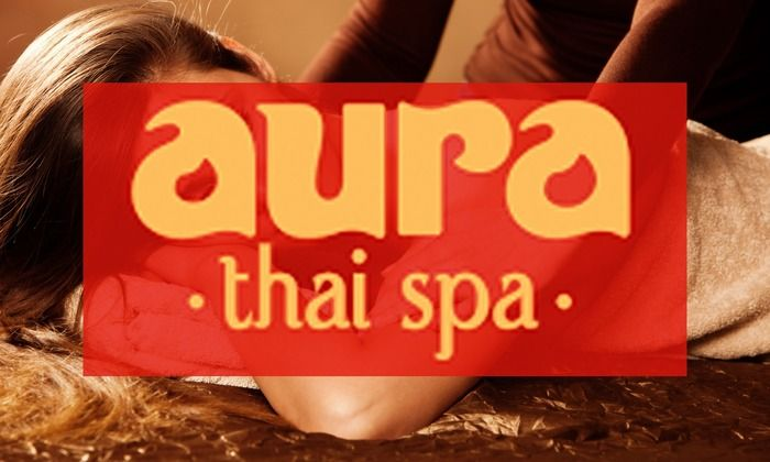 Full Body Massage at Aura Thai Spa For Rs.999