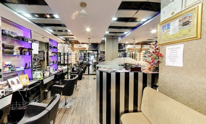 Rs.579 For Salon Services at Aroma Secret Spa and Salon