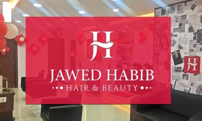 Salon Services at Jawed Habib Hair Deals for only Rs.39 instead of Rs.60