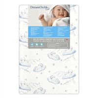 Dream On Me, 3' Spring Coil Mini/Portable Crib Mattress Deals for only $63.6 instead of $63.6