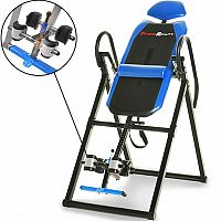 Fitness Reality 690XL Triple Safety Locking Inversion Table with Lumbar Pillow Deals for only $109 instead of $109