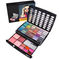 SHANY Glamour Girl Makeup Kit Eye shadow/Blush/Powder Deals for only $18 instead of $18