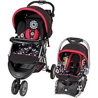 Baby Trend EZ Ride 5 Travel System, Mums Deals for only $136.88 instead of $136.88
