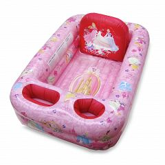 Disney Princess Inflatable Safety Bathtub, Pink Deals for only $15.49 instead of $15.49