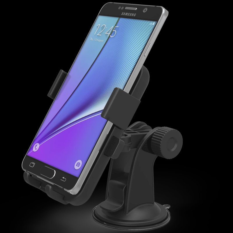 iOttie Easy One Touch XL Car Mount Holder for iPhone 6/6S 6/6SPlus, Galaxy S5/S6/S7, S6/S7Edge, Note4/5/Edge