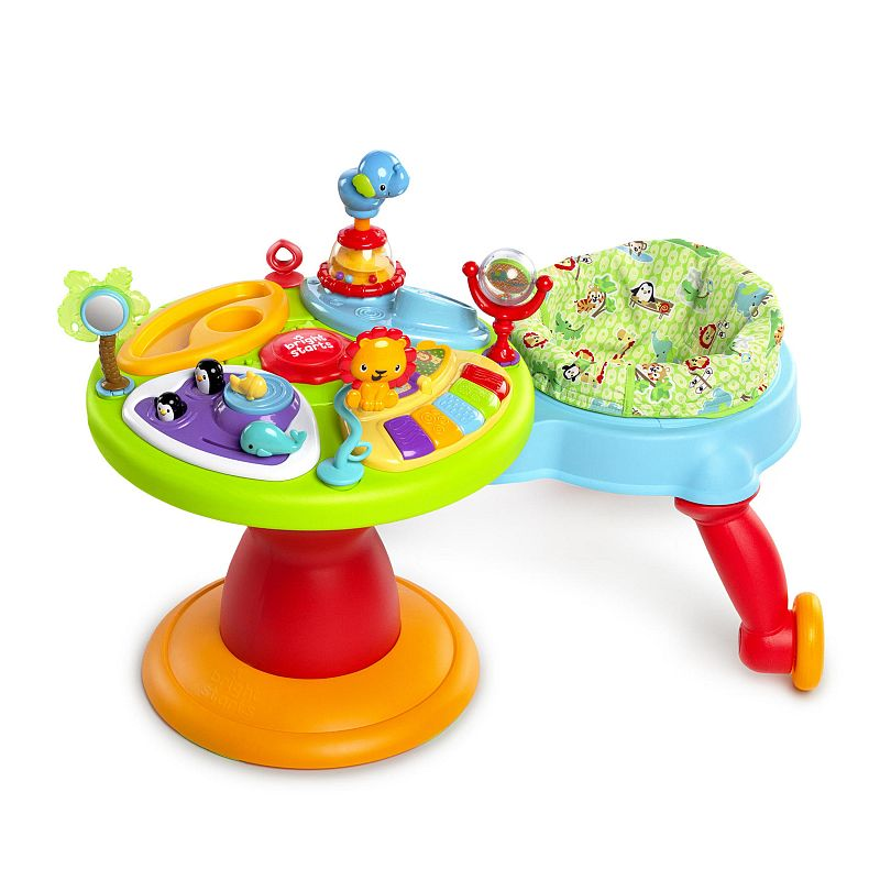Bright Starts 3-in-1 Around We Go Activity Center, Ages 6 months + Deals for only $89.07 instead of $89.07