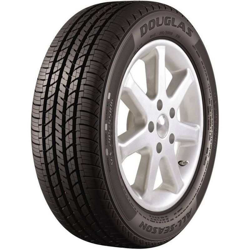 Douglas All-Season Tire 205/55R16 91T SL