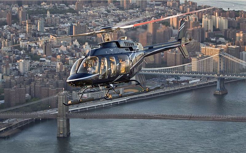 Big Apple Helicopter Tour of NYC - 15 minutes at Manhattan