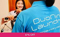 $30 Cash Voucher for Dry Cleaning and Laundry Service with Free Delivery at Duo Nini Laundry Deals for only S$10 instead of S$30