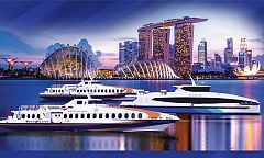 Batam Majestic Fast Ferry Return Tickets
