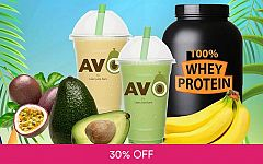 Regular Whey ProteinPacked Smoothie