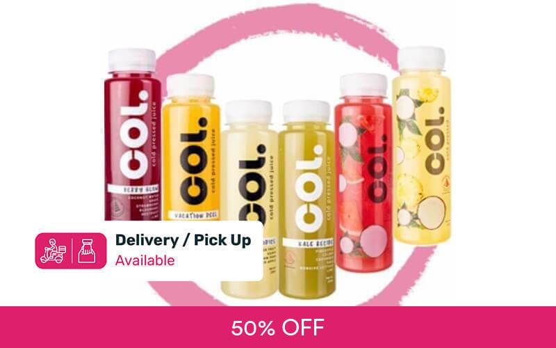 Cold Pressed Juice Bundle
