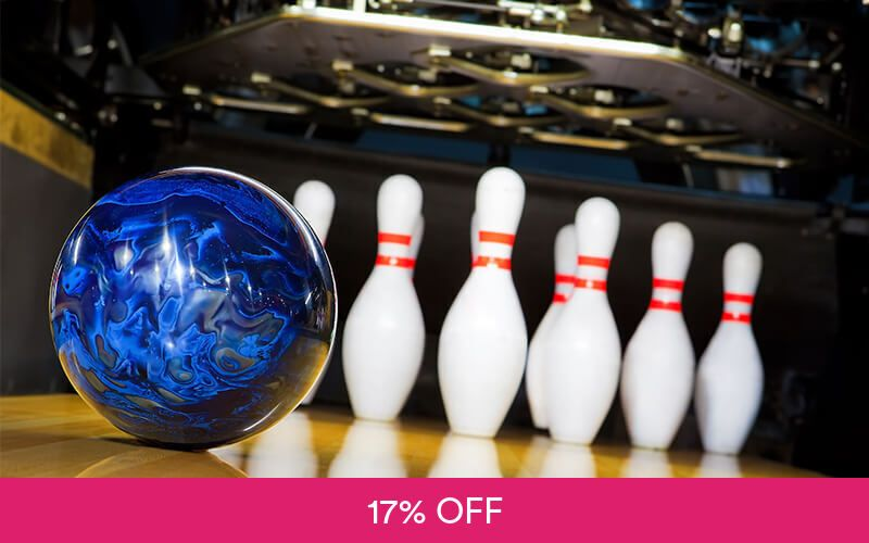 1-Hour Bowling Game Deals for only S$25 instead of S$30