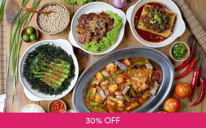 $50 Cash Voucher for Chinese Cuisine with Takeaway at Ocean Seafood