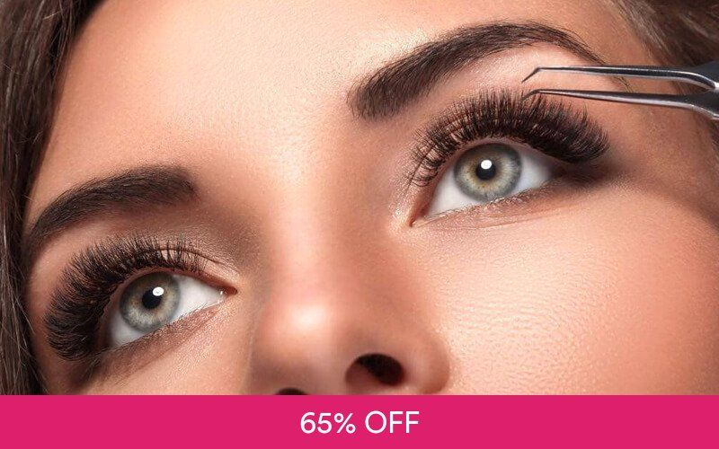 Russian Super Volume Eyelash Extension