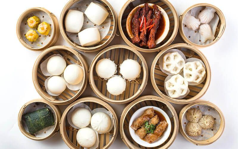 You Can Eat Dimsum