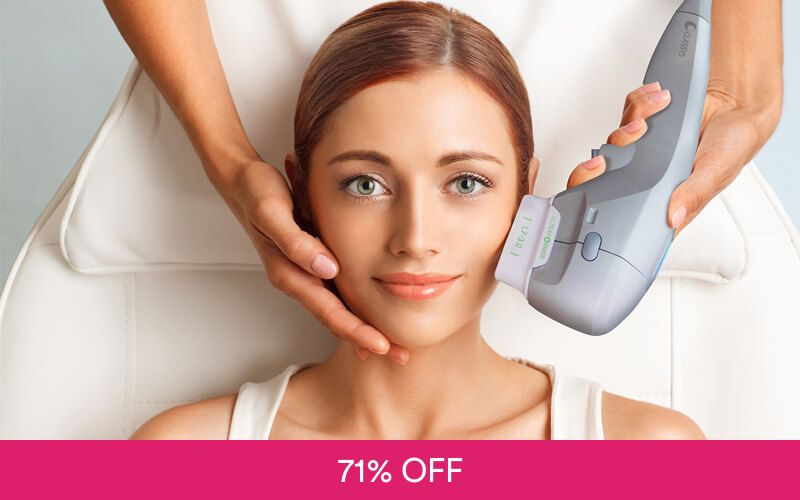 (PAKET 3x Sesi) HIFU Face at Newth Clinic Deals for only Rp1.299.000 instead of Rp4.500.000