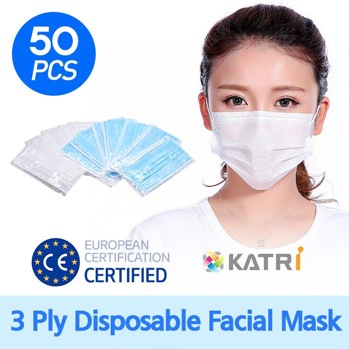 Individual Pack Disposable Facial