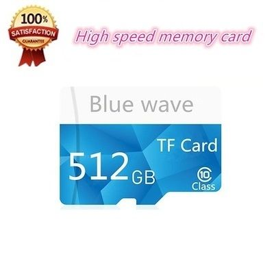Blue Wave 512GB High Speed Micro SD/TF Drive Flash Memory Card Class10 Deals for only $23 instead of $31