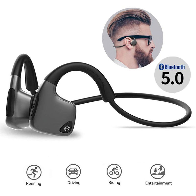 Bone Conduction Headphones Open Ear