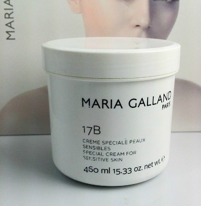 Maria Galland 17B Special Cream For Sensitive Skin 460ml Salon Size Free Ship Deals for only $152.04 instead of $0