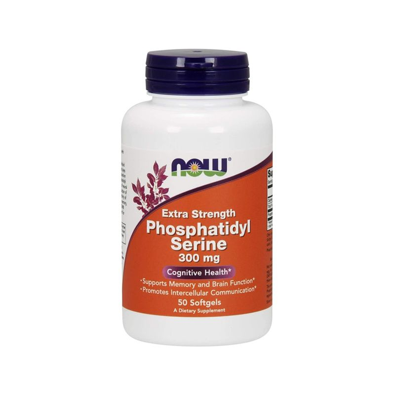 Now Foods Phosphatidylserine