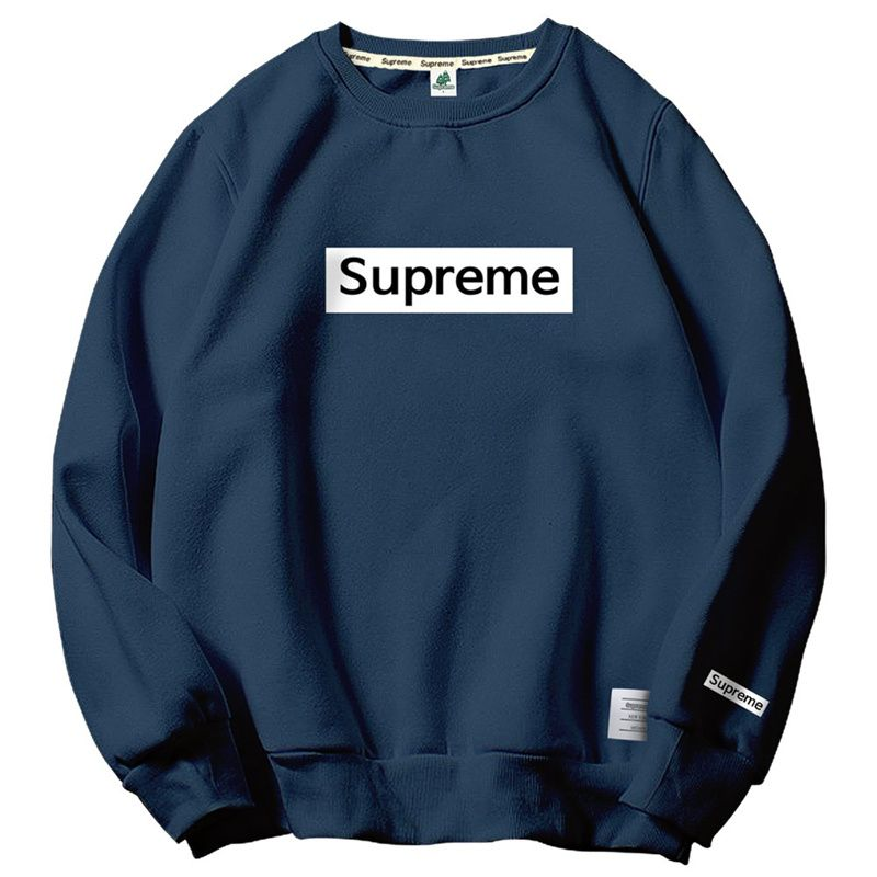 [Supreme] special man to man / logo box Deals for only $14.15 instead of $32.85
